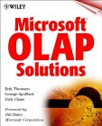 Microsoft OLAP Solutions Cover